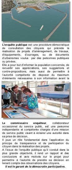 Projet d'extension du port de Port-La Nouvelle