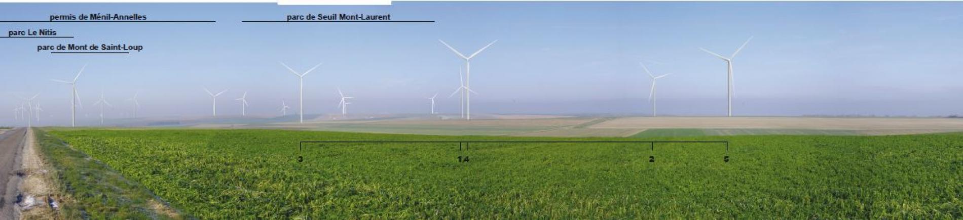 Enquête publique sur la ferme éolienne de Mont-Louis