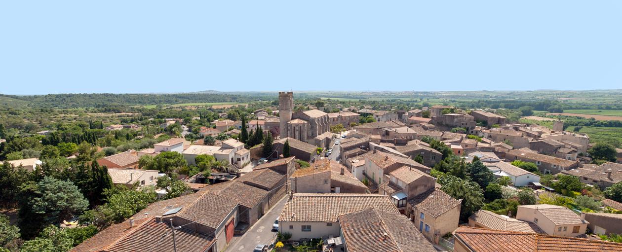 PLU de la Commune de Castelnau de Guers
