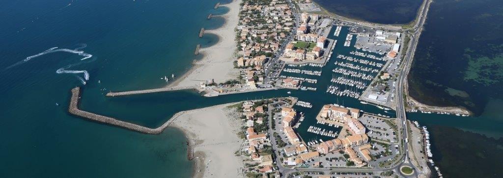 Port de Plaisance de Frontignan