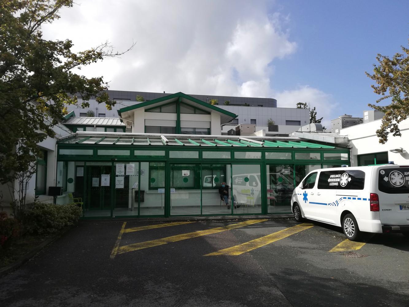 Communauté d'Agglomération Pays Basque - Projet de transfert du centre d'oncologie et de Radiothérapie à Bayonne